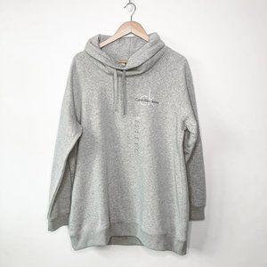 Calvin Klein Heather Grey Sweatshirt Sz XL